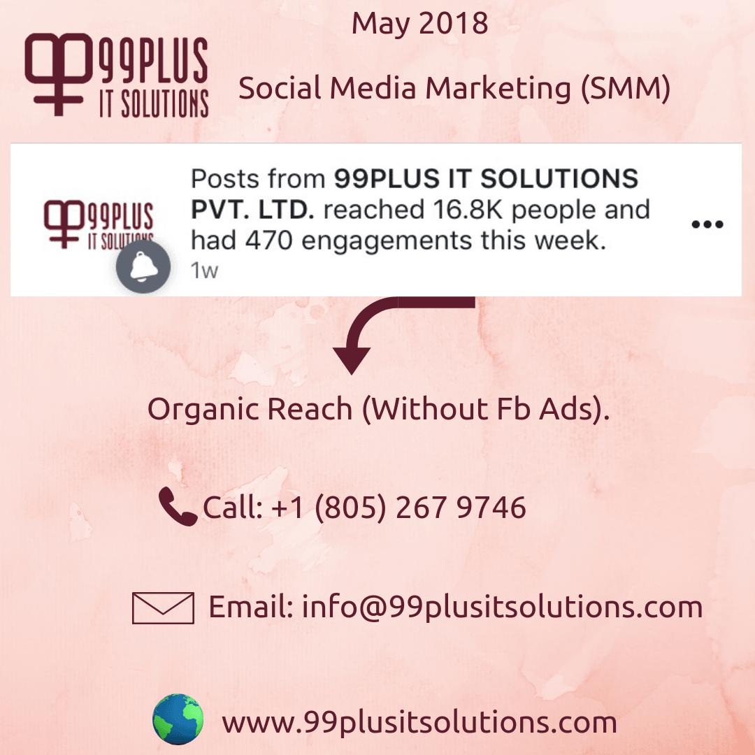 Social Media Marketing (SMM) Services in LA, USA