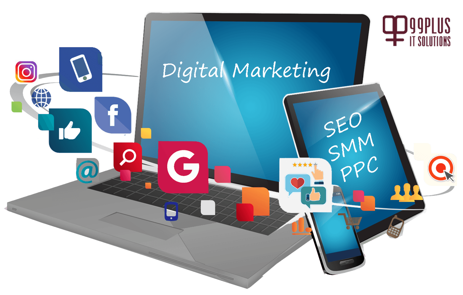 Digital Marketing Company in Los Angeles (LA) USA